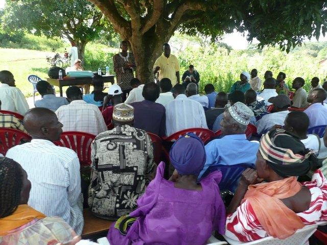 Interfaith Africans