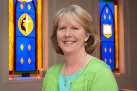 Bishop Sue Haupert-Johnson