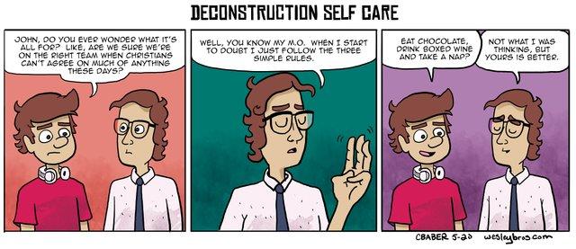 WB Deconstruction