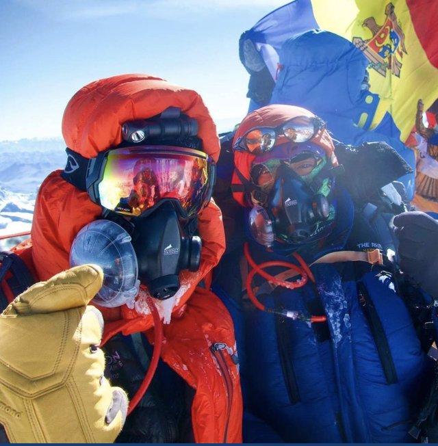 Muir Summits Everest