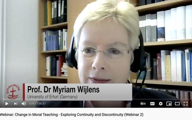 WCC Moral Teaching Webinar