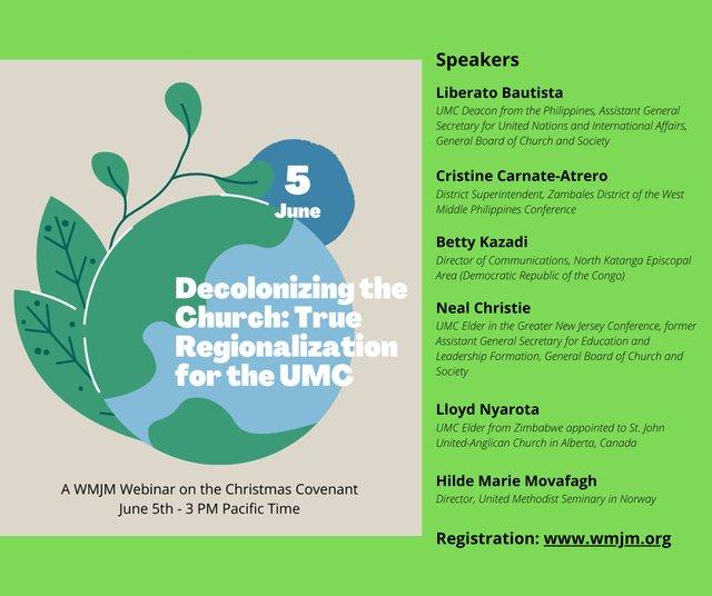 Decolonizing UMC