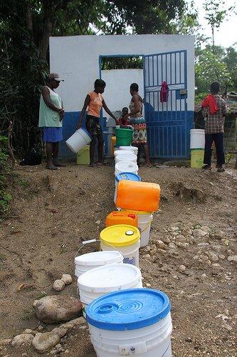 Water Haiti