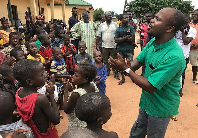 Nigeria Dispute