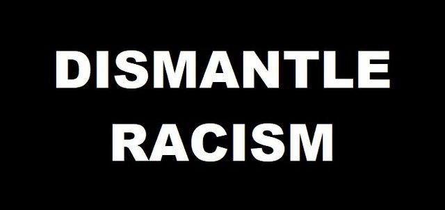 Dismantle Racism