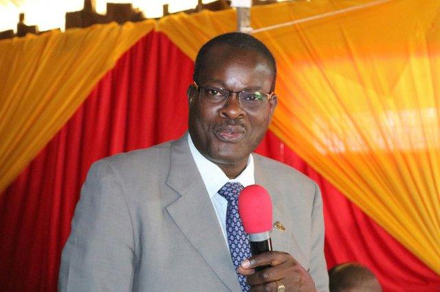 Bishop Daniel Wandabula