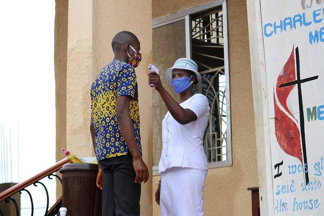COVID Ebola 1