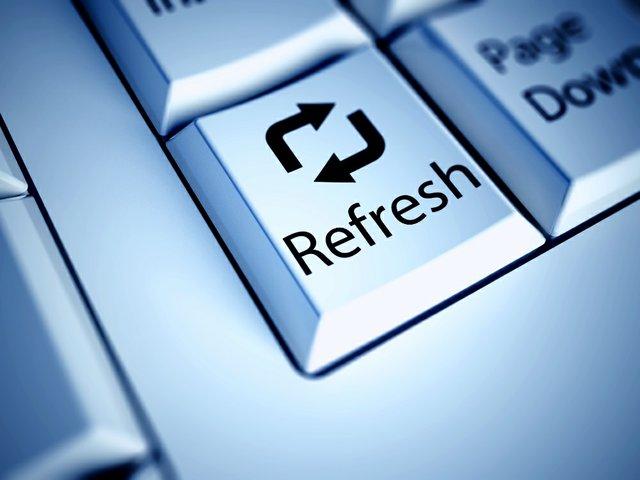 Refresh key