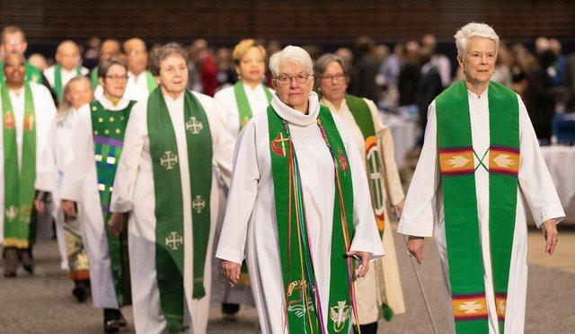 2019 Bishops Procession