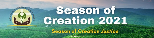 Season of Creation Justice 2021