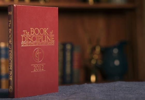 2012 Book of Discipline