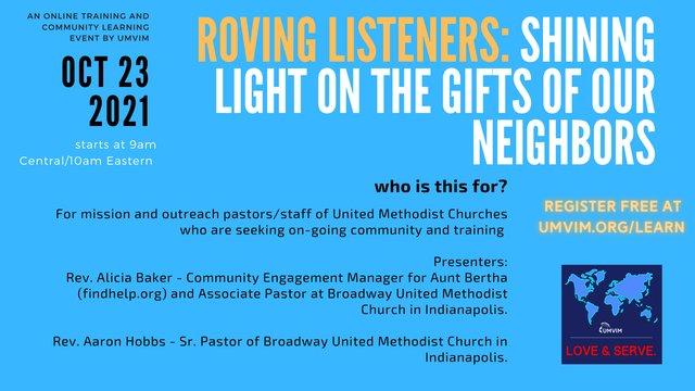 Roving Listeners