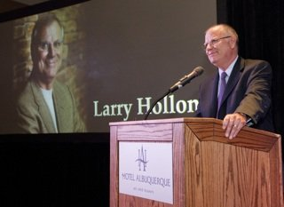 Larry Hollon