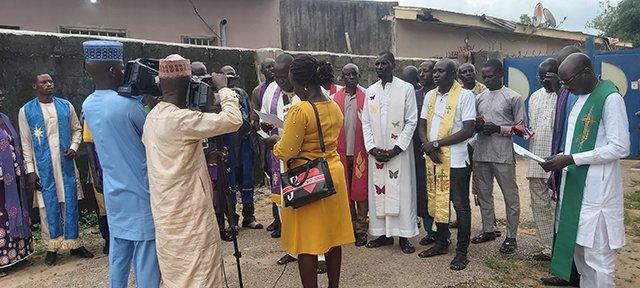 Nigerian pastors