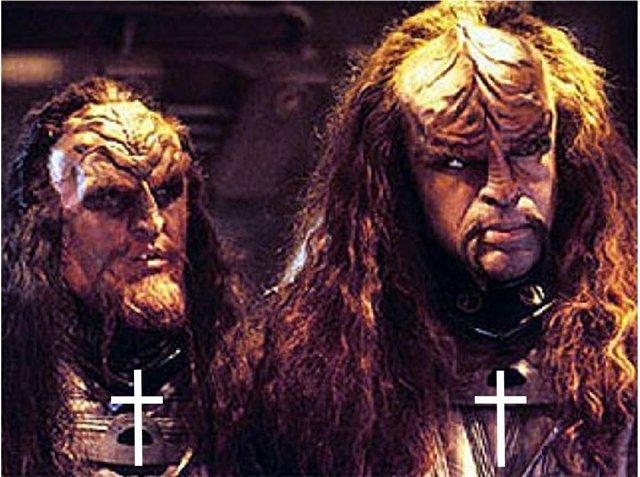 Klingon Christians