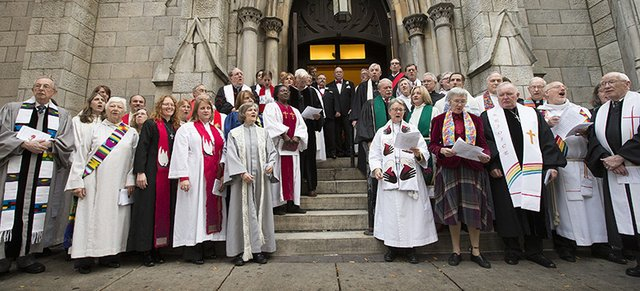 Phillly Clergy