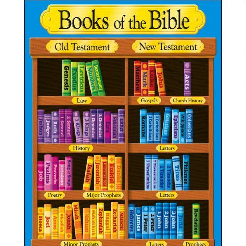 Top Five Benefits To Reading The Bible As Library, Not As ...