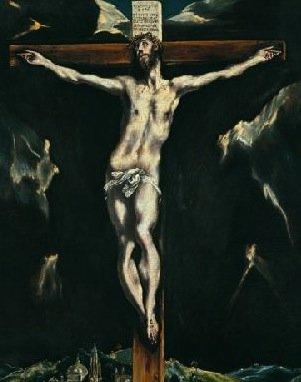 El Greco Agony of Christ