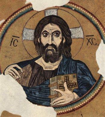 Jesus Watching