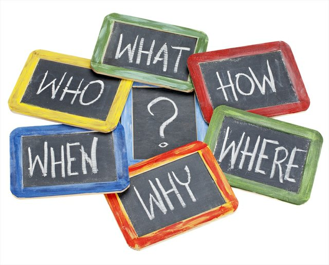 Slate Questions