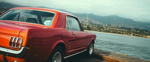 Mustang Teaser