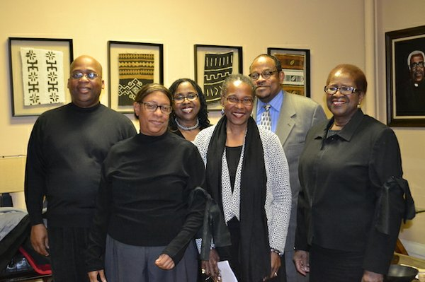 Black Faculty of Garrett-Evangelical Issues Statement