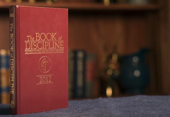 2012 Book of Discipline