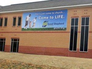 Good Shepherd Banner