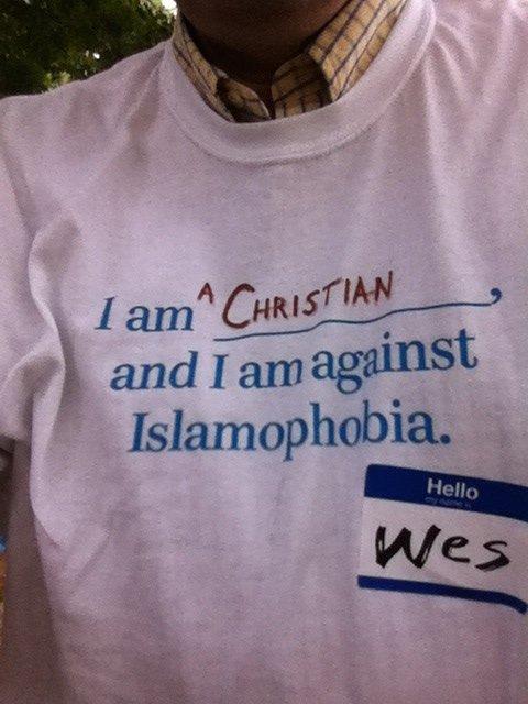Wes Magruder T-shirt