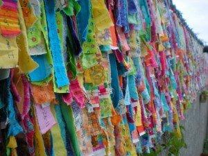 Prayer fabrics