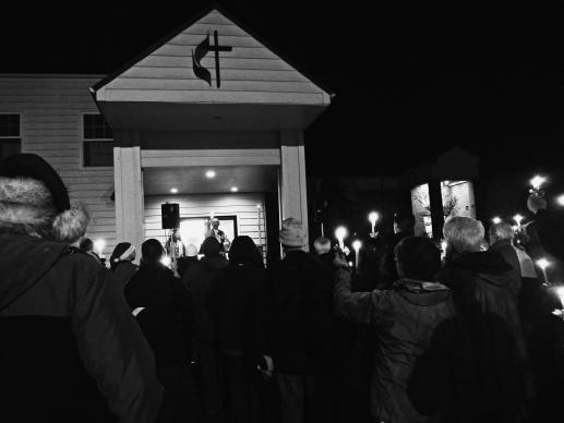 McMinnville Vigil