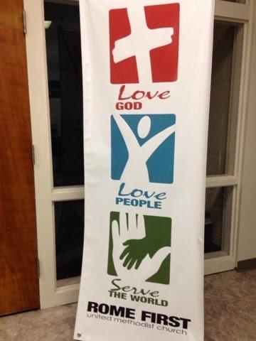Rome, GA Banner