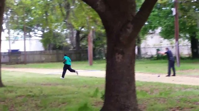Walter Scott Shooting