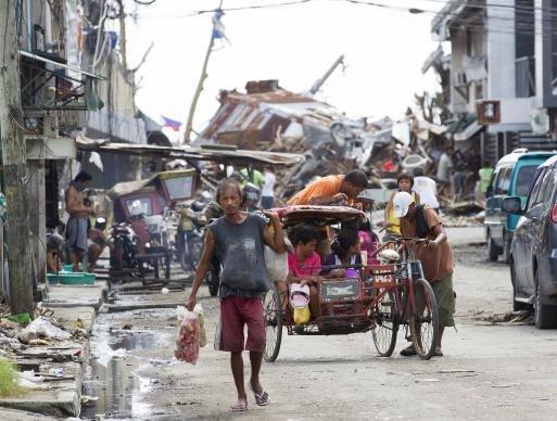 Tacloban Damage