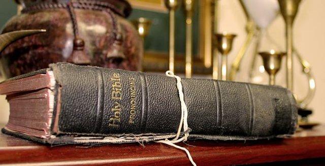 Bible Hourglass