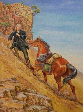Asbury Horse