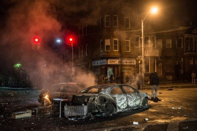 Baltimore Riots April 2015