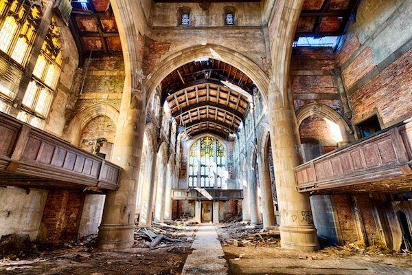 Old Gary Methodist Church