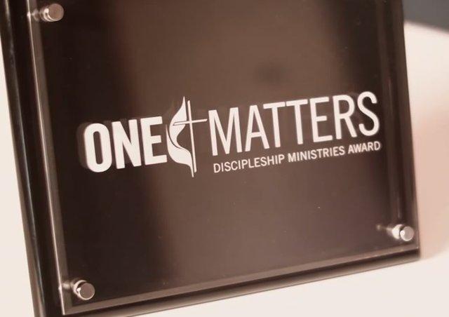 One Matters Award