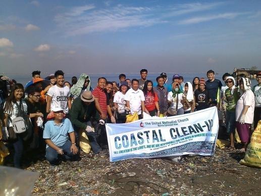 Philippine Coastal Cleanup