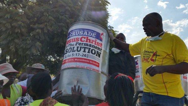 Zimbabwe Litter