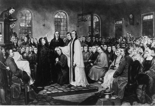 Asbury Ordination