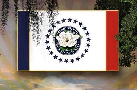 Mississippi New Flag