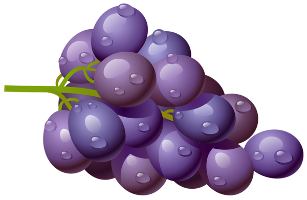 Horizontal Grapes
