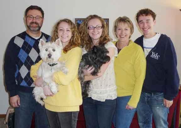 Kensaston family