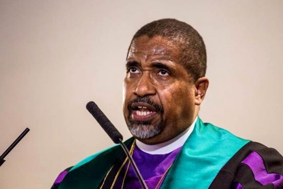 Bishop Lawrence Reddick