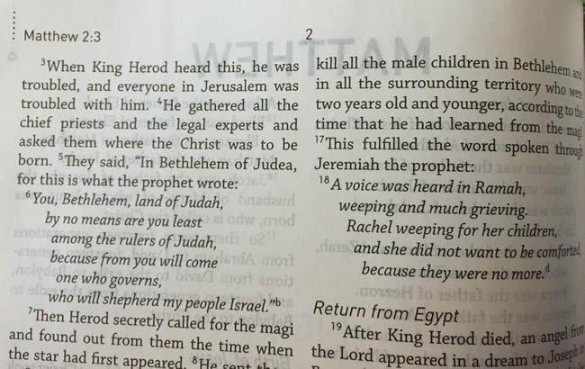 Anti Gay Scripture 70