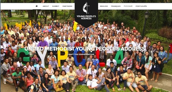 Global Young People's Ministries