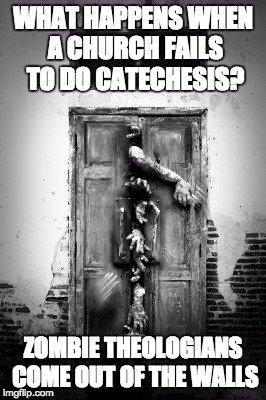 Zombie Theologians