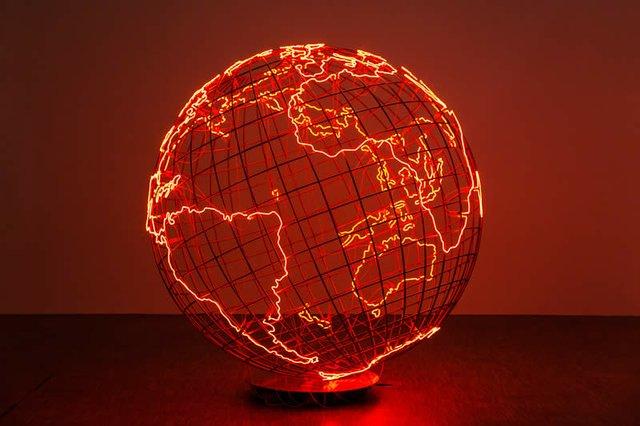 Electric Globe